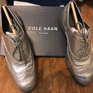 Cole Haan Zero Grand Oxfords